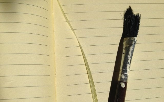 Painting Your Words:  How to Kickstart Your Writing