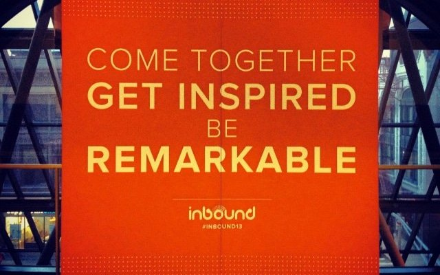 INBOUND 2013: Top 5 Snags From Day One