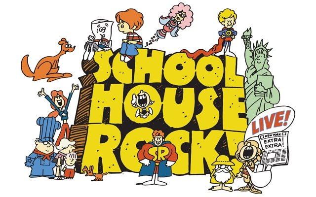 Schoolhouse Rock:  The Original Infographic