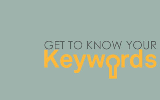 Create Keywords That Get Buyers to Your Keyhole