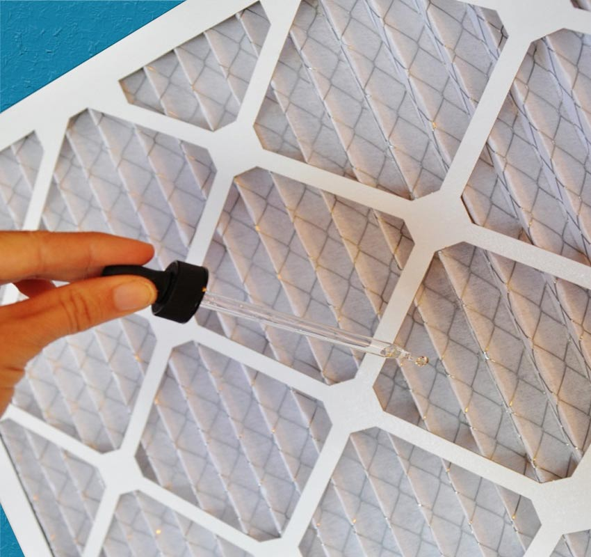 scented furnace filters