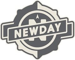 logo new day craft brewed business indianapolis