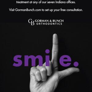 gorman-bunch-orthodontics-print-advertisement