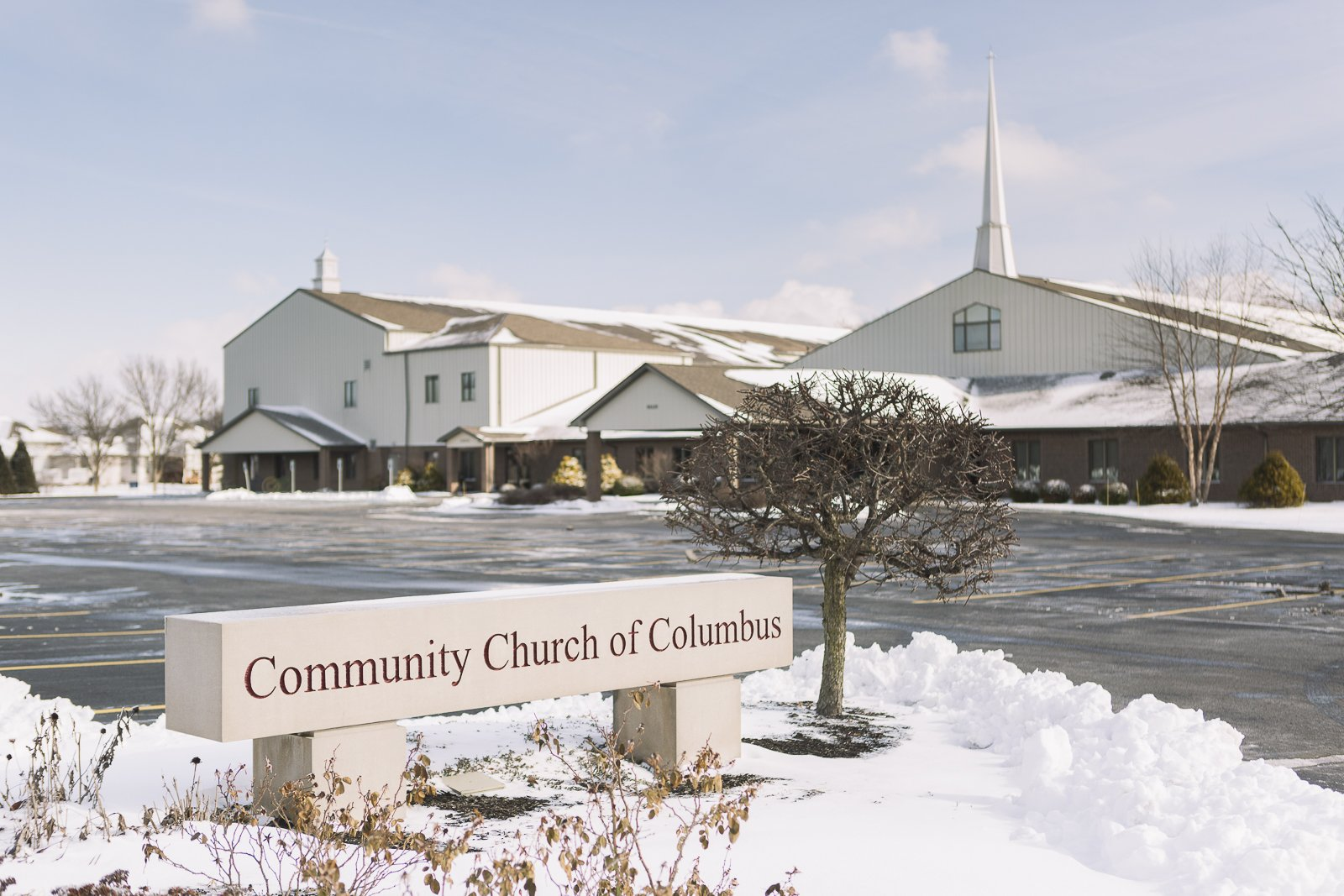 Commercial Photography - Community Church Columbus Indiana - 23