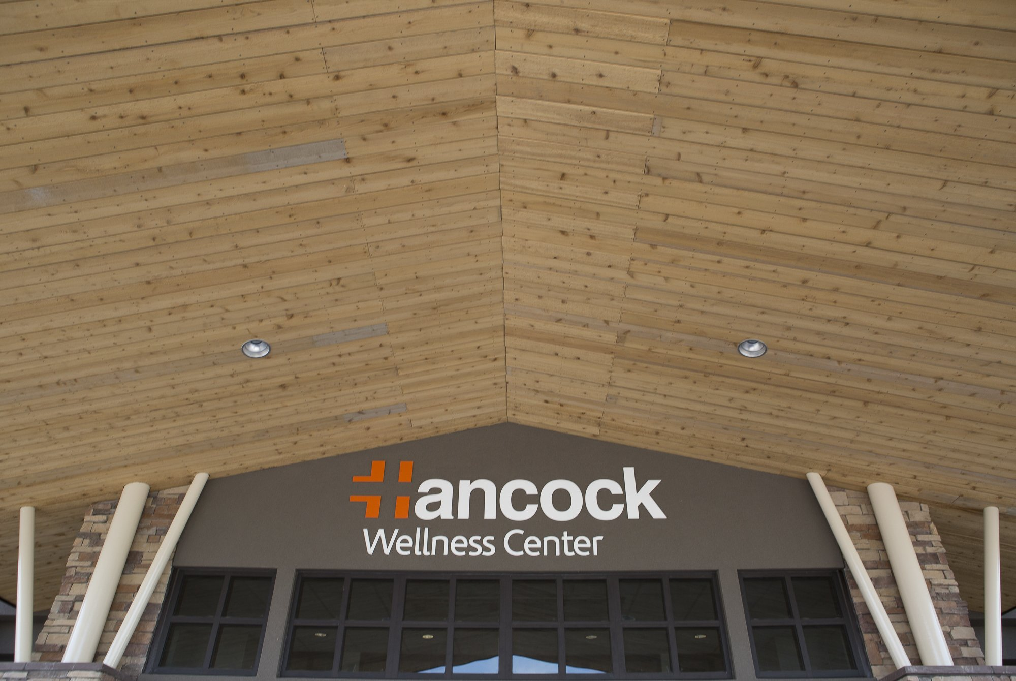 Hancock Wellness Center - McCordsville Indiana - Commercial Photography Session - 28
