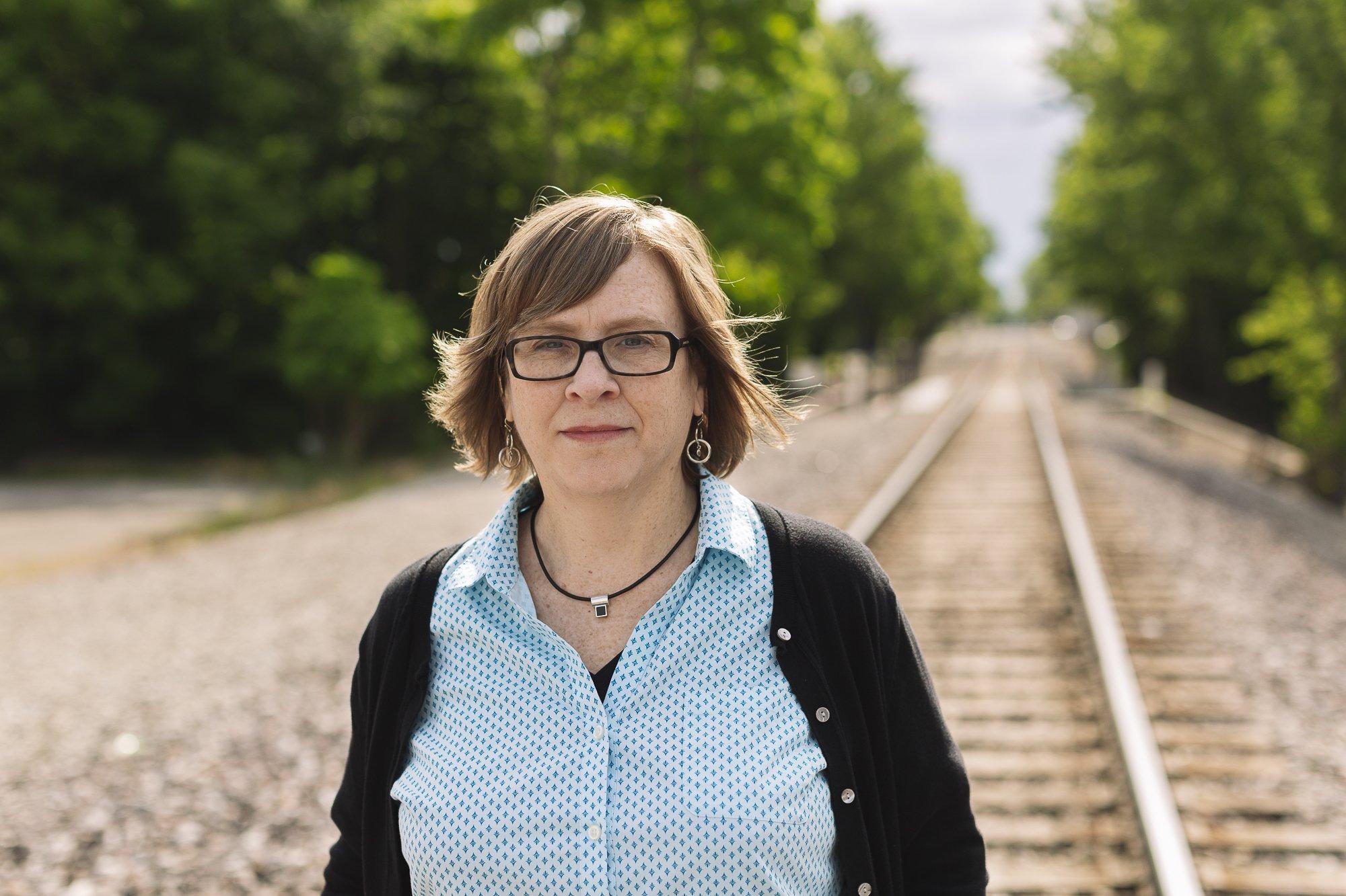 Professional Headshots — Author Charity Singleton Craig — 15