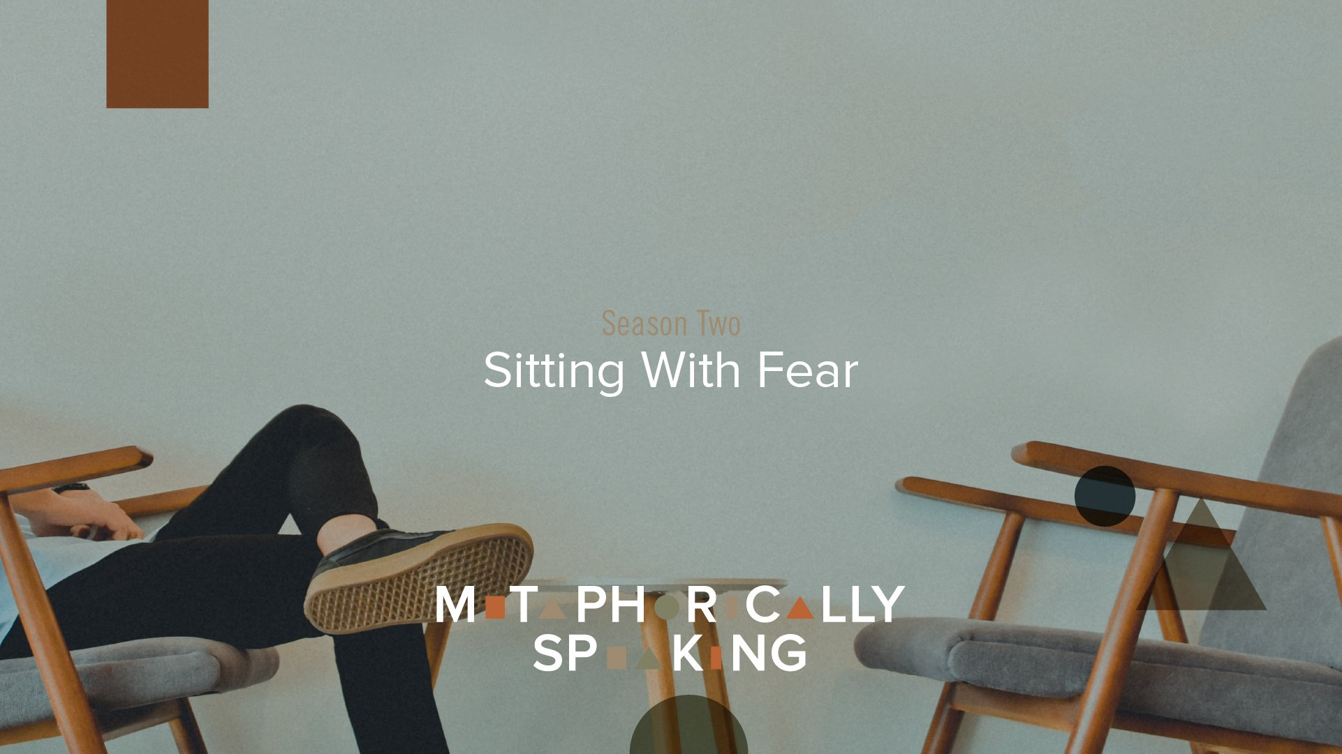 episode 8 - sitting with fear